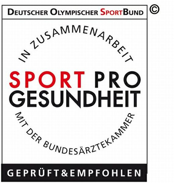 Sport pro Gesundheit